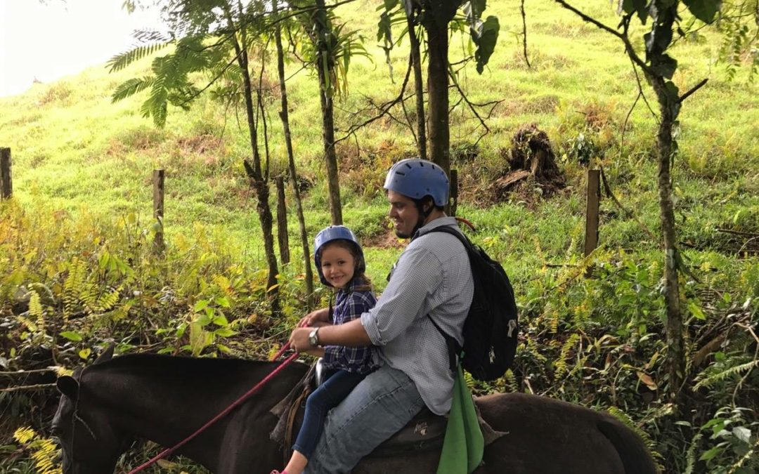 Activities to do with you kids around Chilamate Rainforest